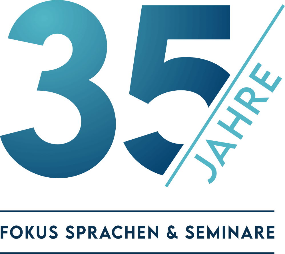 35 years of FOKUS Sprachen